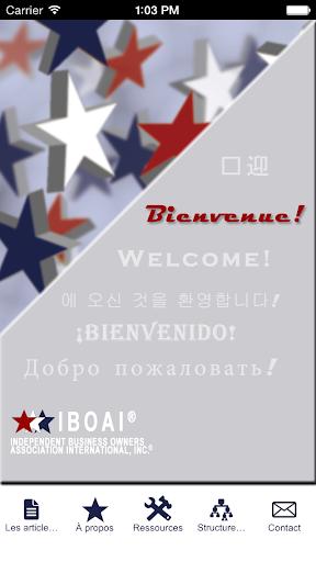 IBOAI - Francés