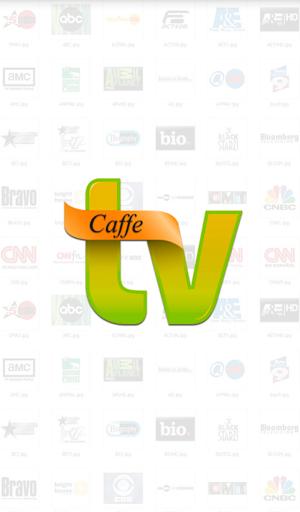 TV Caffe - Mobile TV Live TV