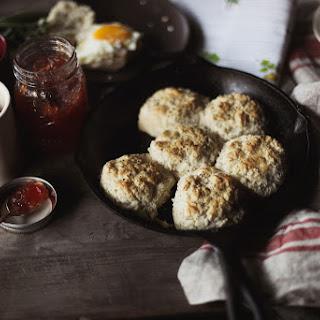 Black Pepper Buttermilk Biscuits