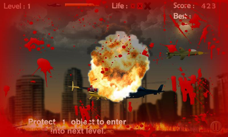 Army Air Defence HD - screenshot