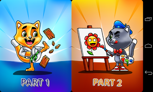 How to mod Paint the cat 1.01 unlimited apk for pc