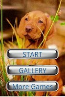 Screenshot of Dog Puzzle: Vizsla