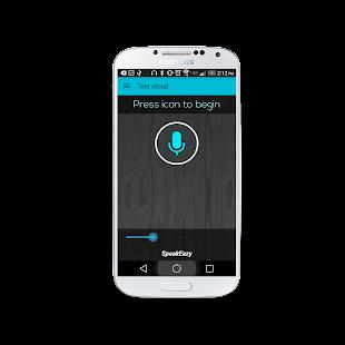 Text Aloud - Hands Free Lite - screenshot thumbnail