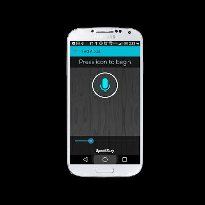 Text Voice SMS Reader Trial - screenshot
