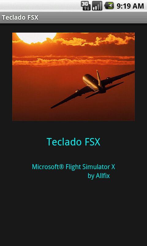 Teclado para FSX- screenshot