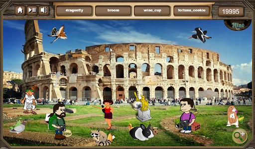 Hidden Objects Rome Free