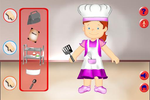 【免費教育App】Lily's careers - Jobs Dress up-APP點子