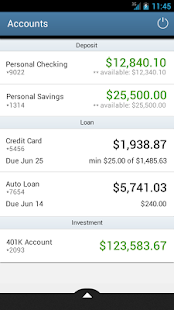 SEFCU Mobile Banking - screenshot thumbnail