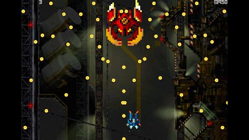 2Dシューティング Space Shooter