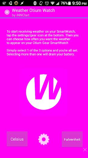 Weather Otium Watch