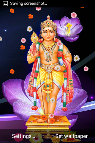 sri krishna live wallpaper for android