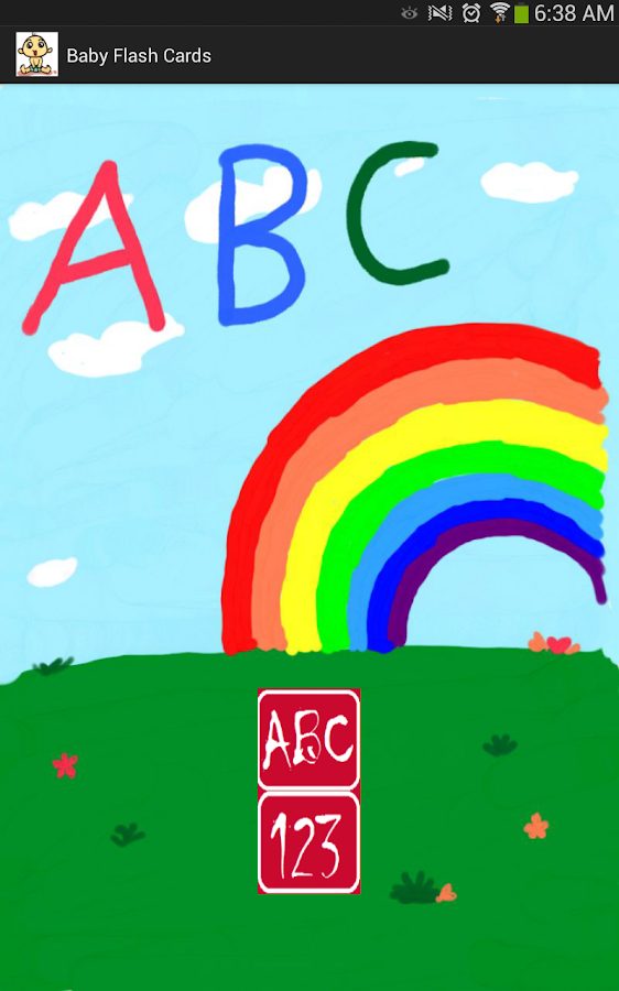 Baby Flash Cards - Android Apps on Google Play
