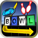 Let's Bowl logo