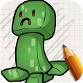 Download Android Game Draw Minecraft Chibi Edition for Samsung