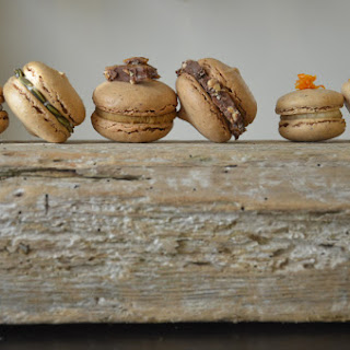 Macarons~ An Autumn Trio