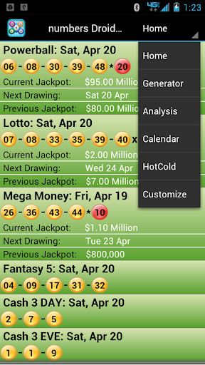 Philippines Lottery Droid Lite