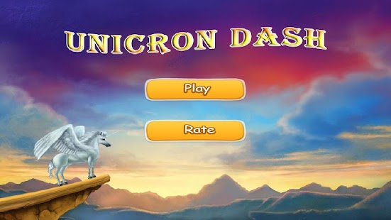 Unicorn Dash 2014