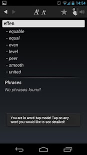 Free Dict Dutch English- screenshot thumbnail