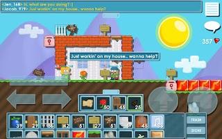 Screenshot of Growtopia