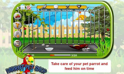 Pet Parrot Pro - 2D Simulator