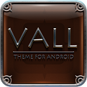 VALL go launcher EX theme icon