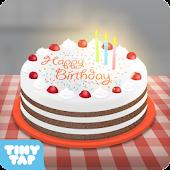 Make a Birthday Cake With Eddy
