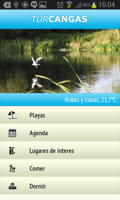TurCangas - screenshot