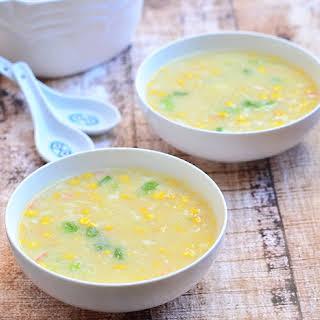 Imitation Crab Soup Recipes.