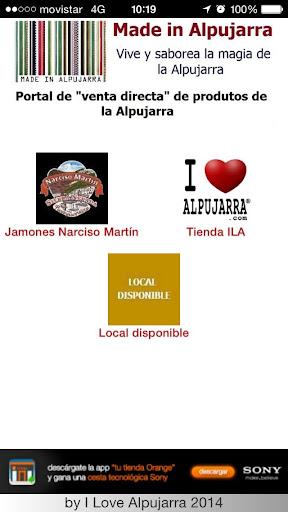 Made In Alpujarra