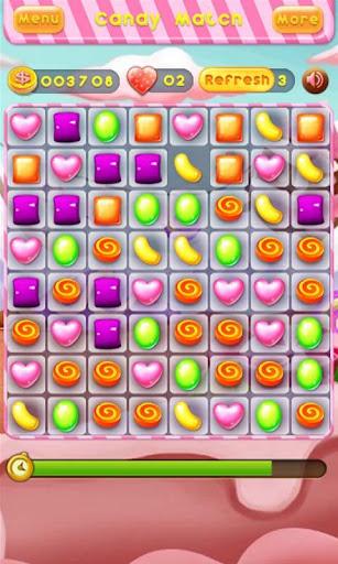 糖果匹配 - Match The Candy