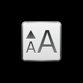 Font Size Setter