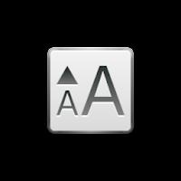 Font Size Setter 1.1