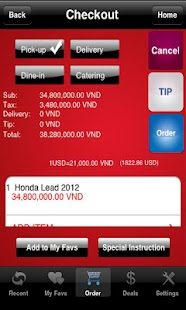 Honda VN - screenshot thumbnail