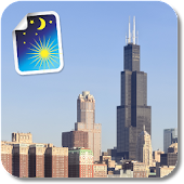 Chicago Night & Day LWP Free