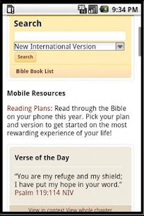 Ultimate Bible App - Updated - screenshot thumbnail