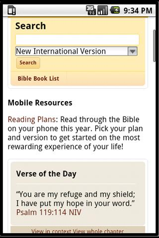 Ultimate Bible App - Updated - screenshot