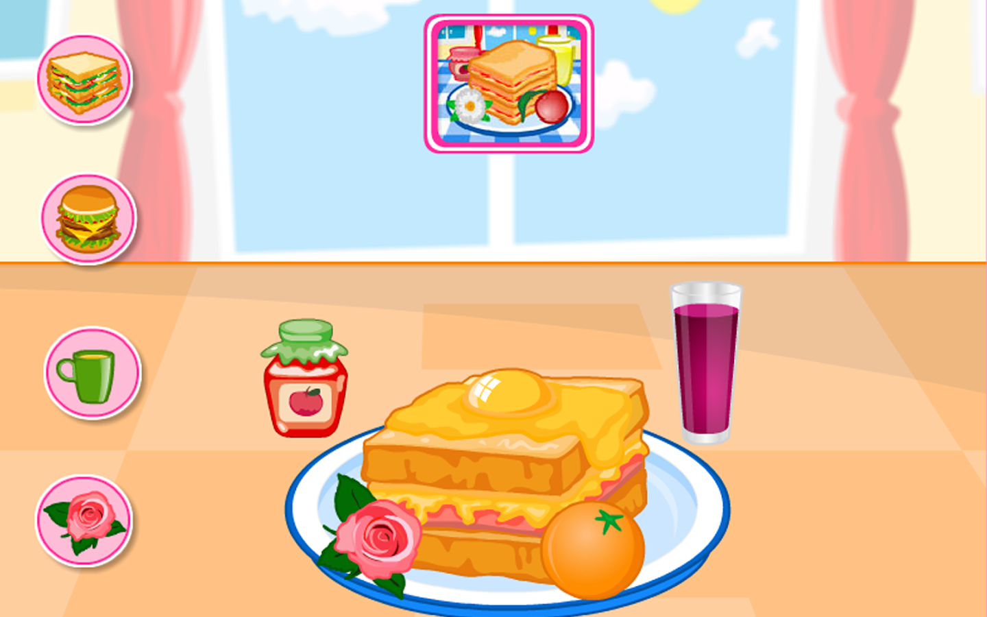 Breakfast decoration game android apps on google play for 143dressup games decoration