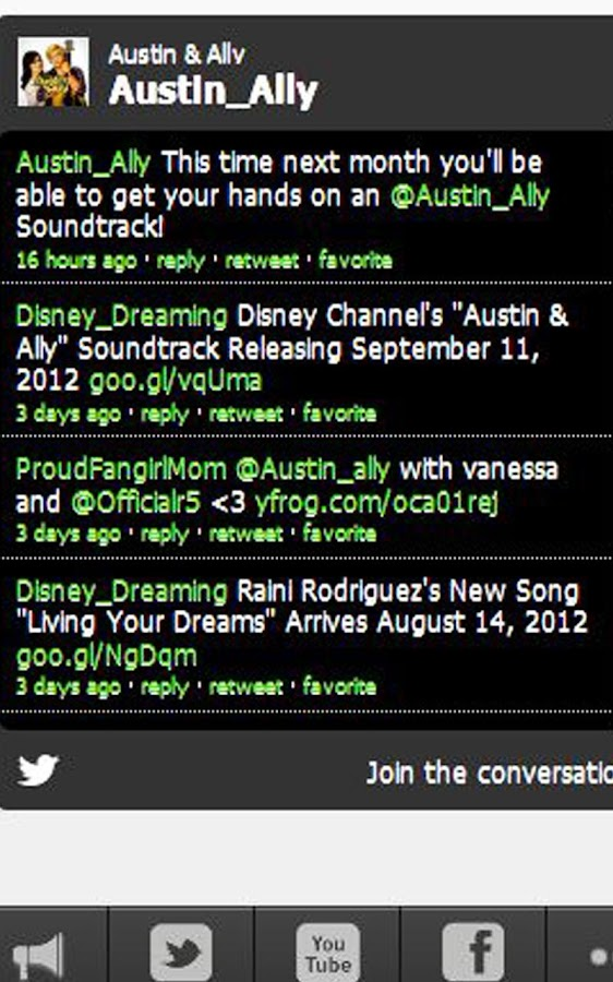 Austin And Ally Fans - screenshot