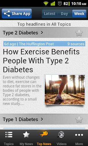 Diabetes News - Riversip