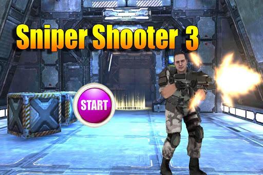 スナイパー3Dシューター:無料ゲーム