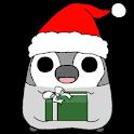 Pesoguin LWP Christmas Penguin logo