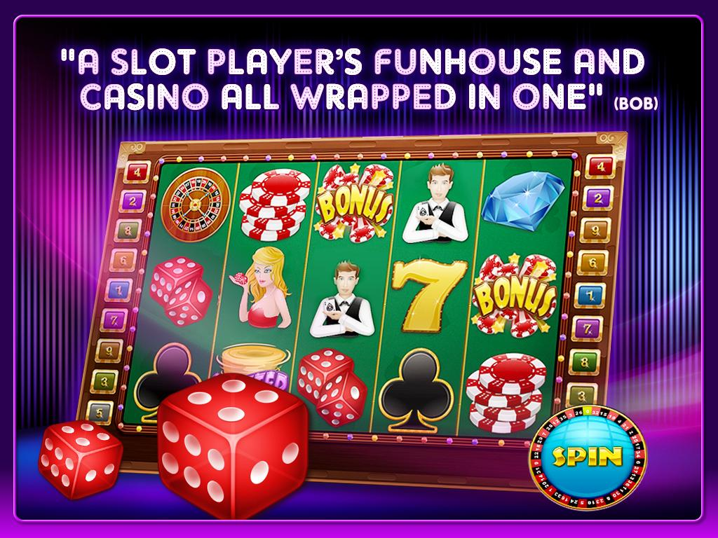 Slot Bonanza-FREE Casino Slots - screenshot