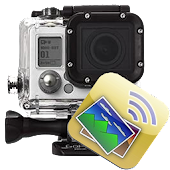 GoPro WiFi Media Transfer 480p