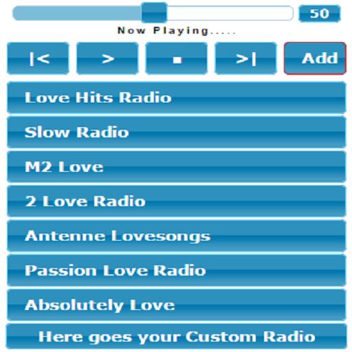 Love Radio Stations Free Live 音樂 App LOGO-硬是要APP