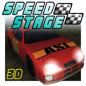 Speed Stage: 3D Rally RED for PC and MAC