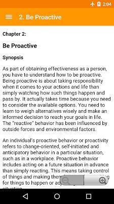 Be ProActive - screenshot