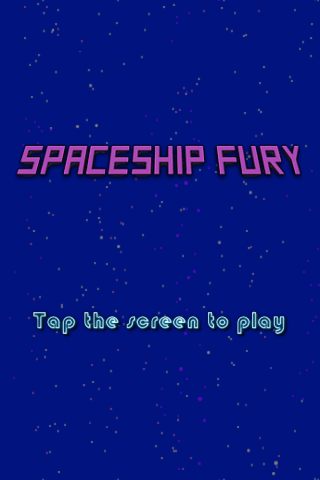 Space Ship Fury Invaders