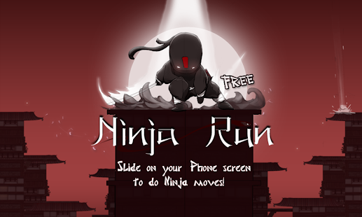 Ultimate Ninja Run Game - screenshot thumbnail