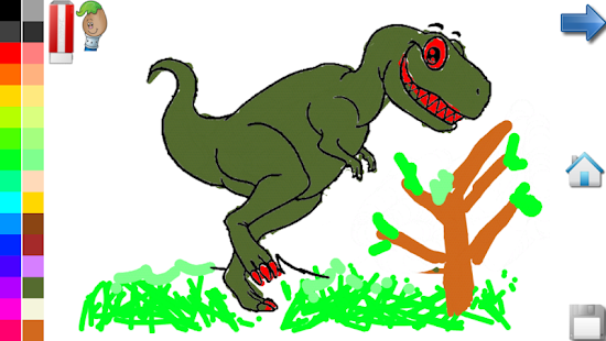 Dinosaurs for Toddlers FREE- screenshot thumbnail