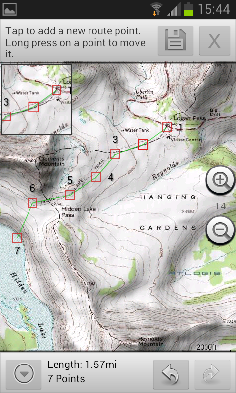 US Topo Maps Pro - screenshot